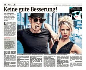 Abendzeitung 28.06.2017