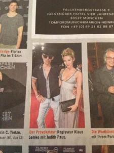 Abendzeitung 25.06.2016